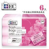 家簡塵除 防漏環保清潔袋(特小)*6入裝