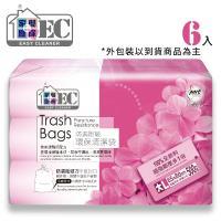 家簡塵除 防漏環保清潔袋(大)*6入裝