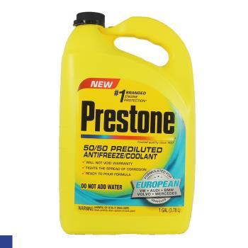 Prestone 50/50 水箱精  AF6100 3.78L 歐洲車適用