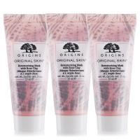 ORIGINS 品木宣言 天生麗質粉美肌面膜(15ml)X3
