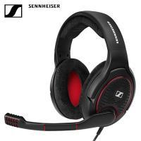 【Sennheiser 森海塞爾】GAME ONE 電競耳機麥克風 黑色