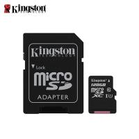 【Kingston 金士頓】Canvas Select MicroSDXC/UHS-I C10 128GB 記憶卡 (SDCS/128GB)