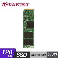 【Transcend 創見】TSMTS820 120GB SSD固態M.2