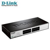 【D-Link 友訊】 DES-1016D 16埠桌上型乙太網路交換器 【贈防潮除濕包】