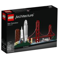 LEGO樂高積木 - ARCHITECTURE 世界建築系列 - 21043 舊金山