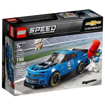 LEGO樂高積木 - SPEED CHAMPIONS 系列 - 75891 Chevrolet Camaro ZL1 Race Car