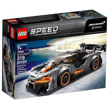 LEGO樂高積木 - SPEED CHAMPIONS 系列 - 75892 McLaren Senna