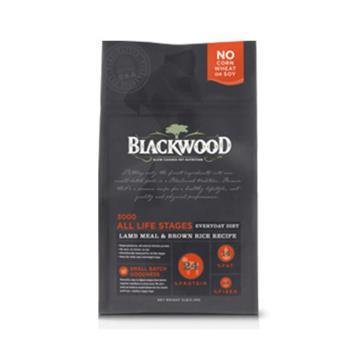 Blackwood 柏萊富 特調全齡犬(羊肉+糙米+雞肉) 狗飼料-30磅*1包