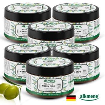德國Alkmene橄欖加護逆齡雪花乳霜250ml超值六入