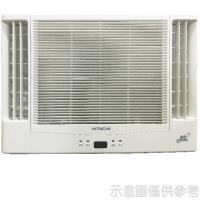 無贈品價更低★HITACHI日立冷氣5坪變頻冷暖雙吹窗型冷氣RA-36NV