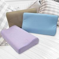 Victoria  3D工學記憶枕(1顆)-花色隨機出貨