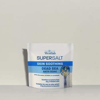 Westlab 肌活滋養死海鹽
