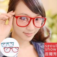 Seoul Show首爾秀 短絨大方框濾光微墨鏡 301