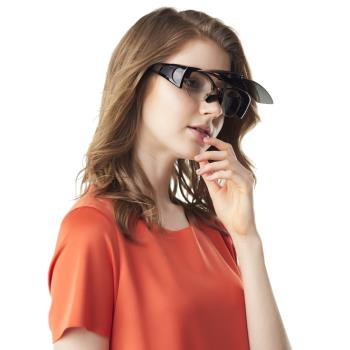 Kosui寶麗萊偏光包覆式太陽眼鏡-勁