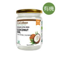 CoCoBeeen有機初榨冷壓椰子油