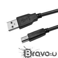 Bravo-u USB 3.0 數據傳輸線/A公對B公(1.8米)