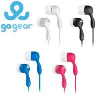 GoGear 耳道式耳機 GEP2000 (四色)