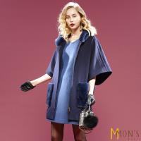 MONS精品櫃全球同步限量編號珍稀整貂大衣