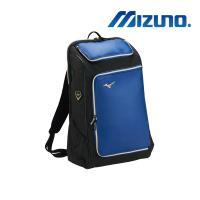 MIZUNO 美津濃 棒壘個人裝備袋(背包) 藍x黑 1FTD900107
