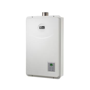 (全省安裝)喜特麗 13公升數位恆溫FE式強制排氣 熱水器 JT-H1332