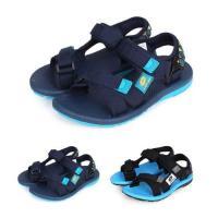 LOTTO 男女大童流行織帶涼鞋-拖鞋 休閒涼鞋 海邊 海灘 戲水 童鞋