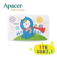 Apacer宇瞻 AC233 1TB『Ning's』聯名款行動硬碟