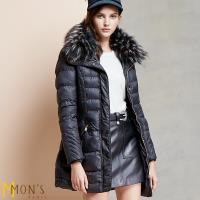 MONS國際精品唯一回饋蓄暖大衣(多色可選   M-2L)