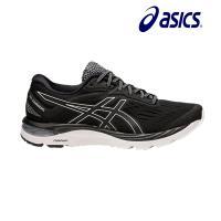 【asics 亞瑟士】GEL-CUMULUS 20 2E 寬楦 男慢跑鞋 黑 1011A014-002