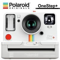 Polaroid OneStep+ 拍立得相機(公司貨)-白色