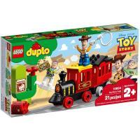 LEGO樂高積木 - Duplo 得寶系列 -10894- 玩具總動員火車Toy Story Train-
