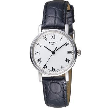 TISSOT天梭Everytime經典時尚腕錶(T1092101603300)白羅/31mm