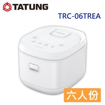 TATUNG大同 6人份韓式鍋巴飯電子鍋 TRC-06TREA