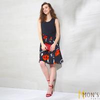 MONS法國精品兩件式穿搭優雅蕾絲洋裝