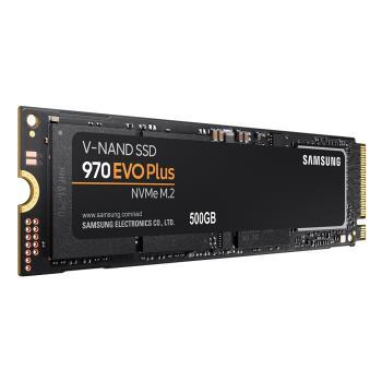 SAMSUNG 970 EVO Plus M.2 500GB固態硬碟 MZ-V7S500BW