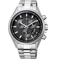 CITIZEN 星辰 限量鈦金屬電波腕錶(BY0140-57E)44mm