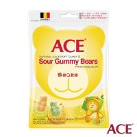 ACE 比利時進口 酸熊Q軟糖隨身包(48g/包)