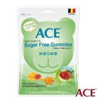 ACE 比利時進口 無糖Q軟糖隨身包(48g/包)