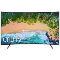 送安博盒子最新款★SAMSUNG三星49吋LED聯網4K黃金曲面電視UA49NU7300/UA49NU7300WXZW
