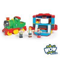 【 英國 WOW toys 】 山姆蒸氣火車