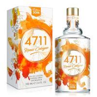 No.4711 Remix Orange 經典橙香古龍水(100ml)-送身體噴霧