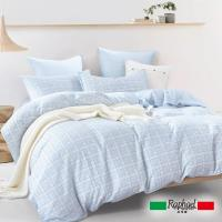 Raphael拉斐爾 初衷 純棉雙層紗特大四件式床包被套組