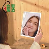BuyJM 鋁合金桌上鏡/化妝鏡