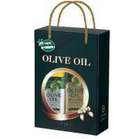 【台糖】富貴橄欖油禮盒(特級初榨橄欖油750ml*1瓶+橄欖油1000ml*1瓶)
