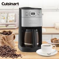 Cuisinart美膳雅一鍵完成全自動研磨咖啡機