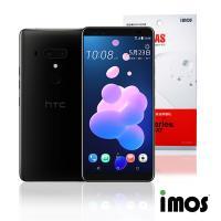 iMos HTC U12+ 《非滿版》超抗撥水疏水疏油效果保護貼