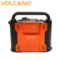 【volcano】雙缸雙馬達悍馬電動打氣機 k-100