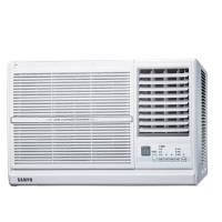 加贈安裝保固1年★SAMPO聲寶定頻窗型冷氣10坪AW-PC63R右吹