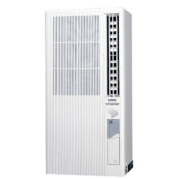 加贈安裝保固1年★SAMPO聲寶定頻窗型冷氣3坪AT-PC122電壓110V直立式