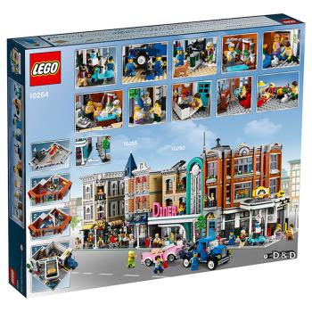 LEGO樂高積木 - 創意大師 Creator 系列特別版 -10264轉角修車廠