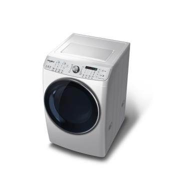 【惠而浦 Whirlpool】 創.易滾筒13公斤 洗脫烘洗衣機 WD13GW